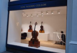 Tom Woods Cellos