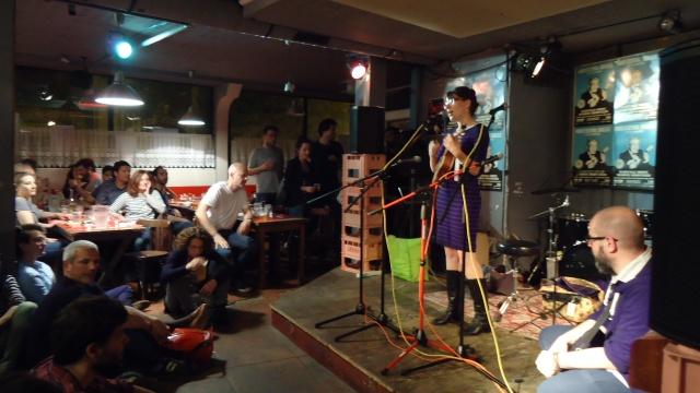Amie @ Paris Uke Fest
