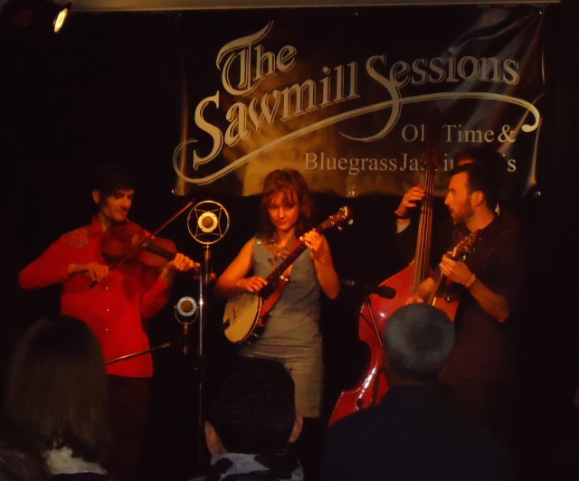 Sawmill Sessions