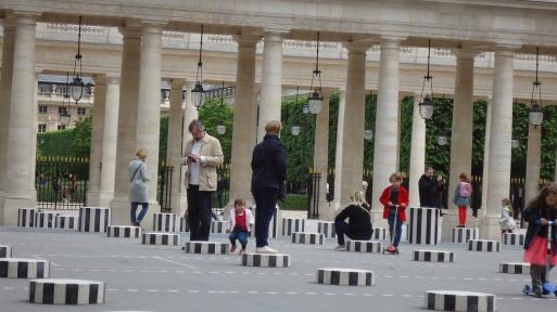 Palais Royal poles