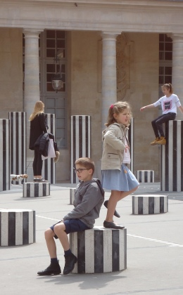 Palais Royal stripes